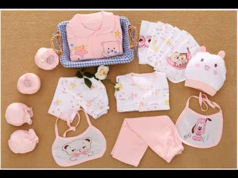 ملابس اطفال حديثي الولادة بنات اجمل واحلى اواعي الاطفال Youtube
