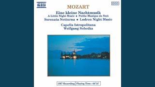 Serenade No 13 In G Major K 525 34 Eine Kleine Nachtmusik 34 I Allegro