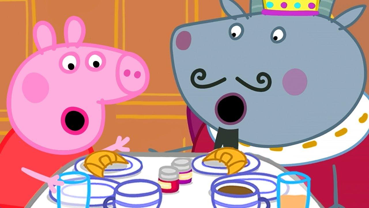 Peppa Pig Italiano - Viaggio in treno - Collezione Italiano - Cartoni Animati