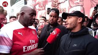 Arsenal 0-2 Man City | Give Unai Emery Time To Fix Our Team!  (Josh Denzel - Love Island & Chunkz)