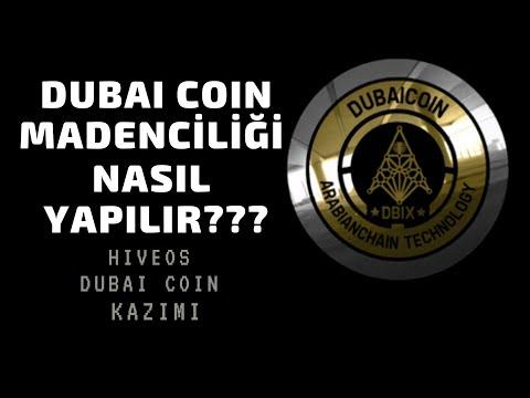 Dubai coin madenciliği nasıl yapılır ?? Hiveos üzerinden dubai coin ayarları