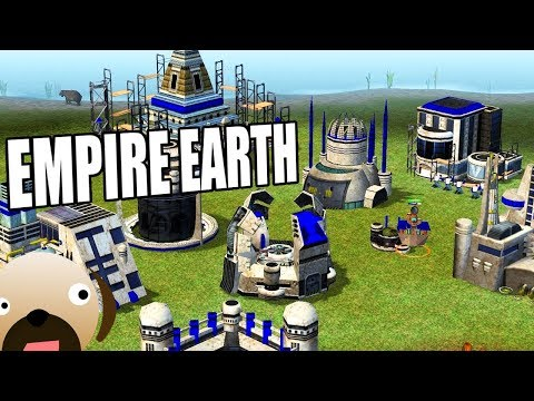 Prehistoric Age to Nano Age! Classic Real Time Strategy Game - Empire Earth Gold Edition