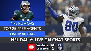 NFL Daily: Latest News And Q&A With Tom Downey And Mitchell Renz