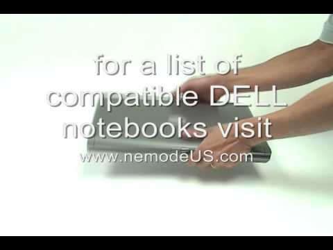 Replace A DELL Laptop CD/DVD Optical Drive With A Hard Drive