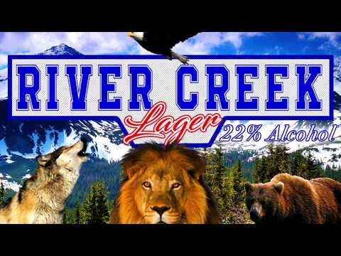 *FUNNY* River Creek Lager Commercial