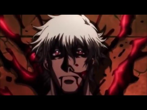 Hellsing AMV- Seras vs The Captain (Hopes Die Last - Never Trust the Hazel Eyed)