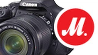 Фотокамера Canon EOS 600D: что в комплекте?(Подробнее на http://www.mvideo.ru/products/fotoapparat-zerkalnyy-canon-eos-600d-kit18-55-is-black.html?reff=youtube_htc_phone_30014114 Цифровой ..., 2012-02-20T12:10:07.000Z)