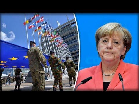 THE EU ARMY WILL WEAKEN GERMANY