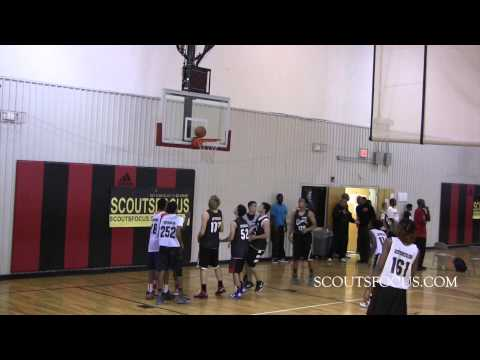Team5 #129 Jake Hilkey, 6'2 209lbs, 2013 East Chapel Hill High School NC
