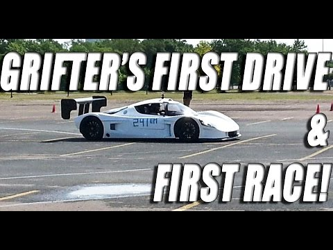 RCR SLC First drive & First Race and driving impressions
