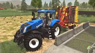 #58 - SEMINA COTONE ULTIMATA -  FARMING SIMULATOR 19 ITA RUSTIC ACRES