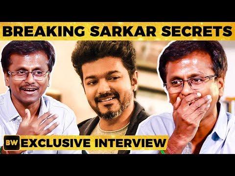 Sarkar - 2 Mass Breaking News for Vijay Fans - Reveals AR Murugadoss | Thalapathy Vijay