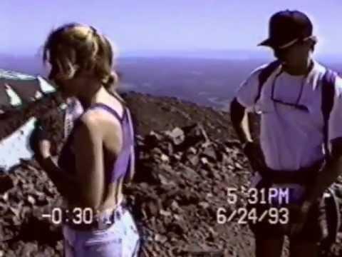 High Point USA - Humphreys Peak, Arizona