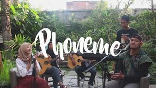 Gambar cover Phoneme - Sesuatu Di Jogja (Aditya Sofyan Cover) Live Session at Gartenhaus.co