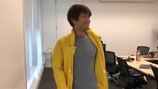 織田裕二のようにふわっとコートをかっこよく着ることができたら織田裕...