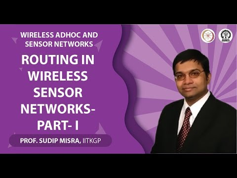 Routing in Wireless Sensor Networks- Part- I