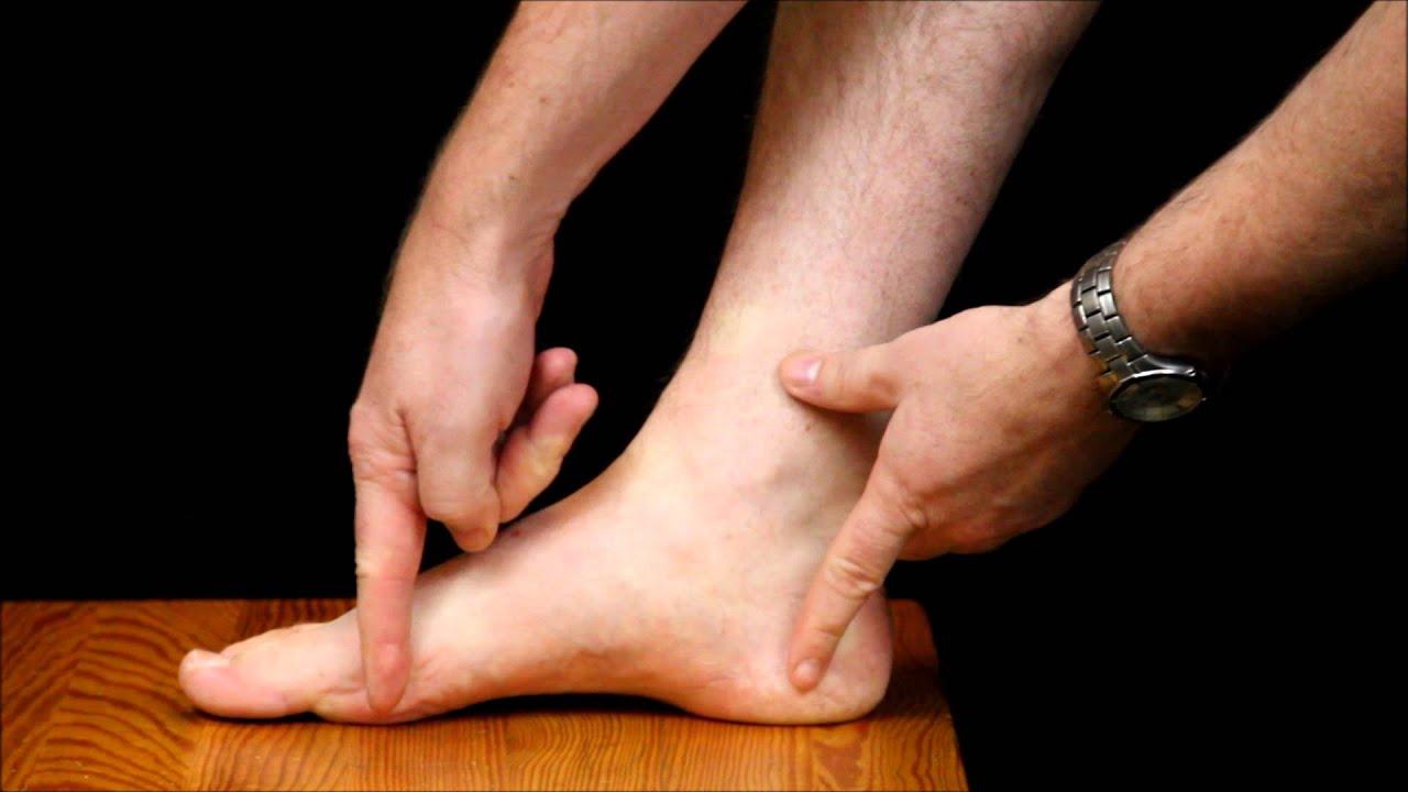 ont i senan under foten