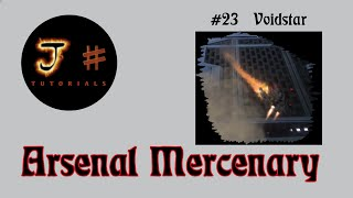 SWTOR 65 Arsenal Mercenary #23 4.0 Voidstar PvP