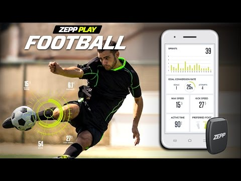ZEPP Football Tracking Sensor - Track your stats & performance