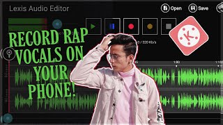 How To Record Rap Using Mobile Phone | Learn Mix & Mastering Using Mobile Phone