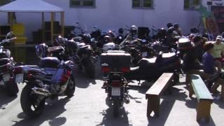 Hajdukovo-Berbanski dani 2009-Moto susret