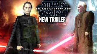 The Rise Of Skywalker New Trailer Shocking News Revealed! (Star Wars Episode 9)