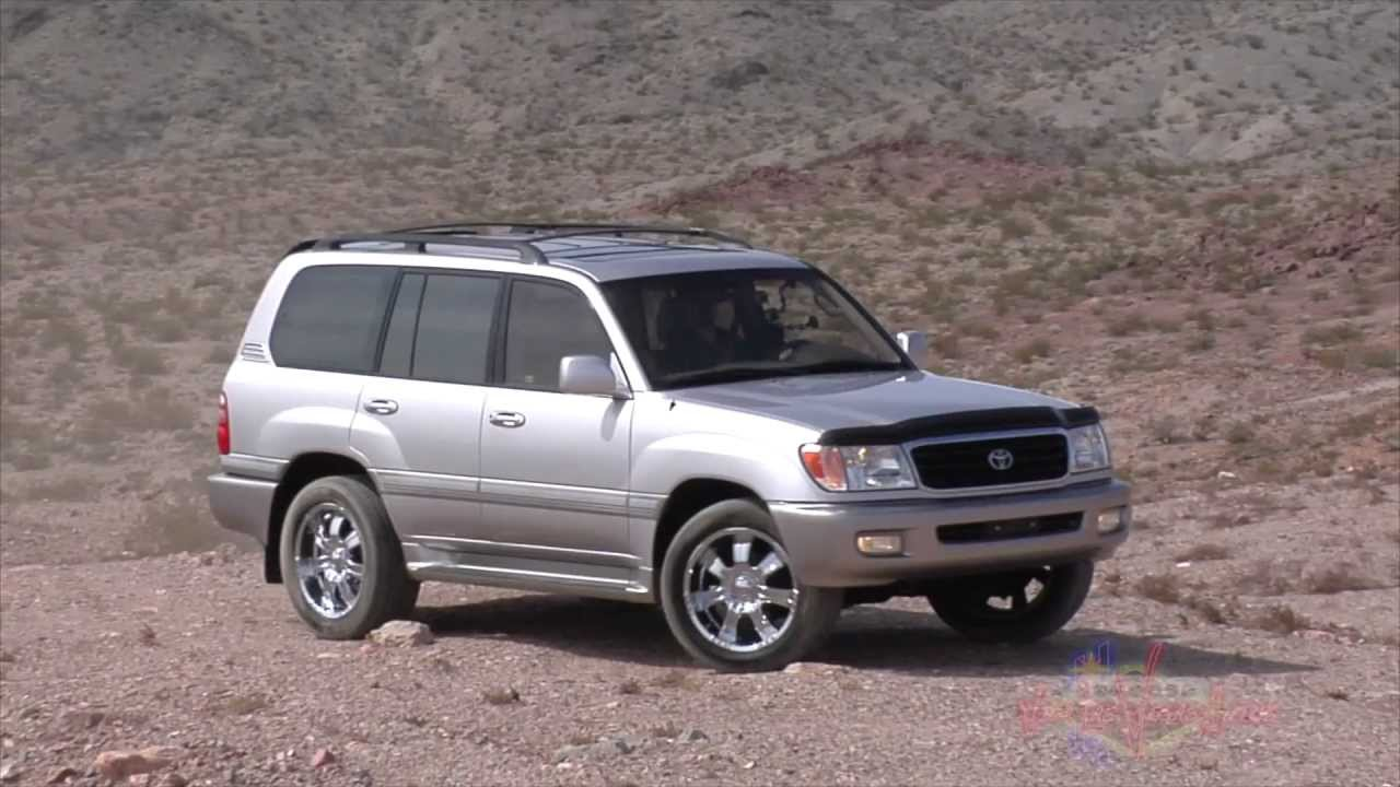 2000 Toyota Land Cruiser by Viva Las Vegas Autos