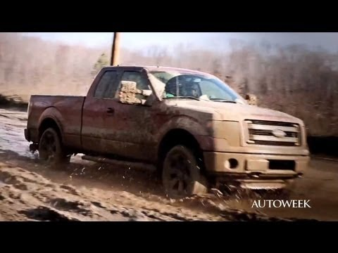 2013 ford f 150 fx4 autoweek goes off road youtube. Black Bedroom Furniture Sets. Home Design Ideas