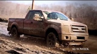 2013 Ford F-150 FX4 - Autoweek goes off-road