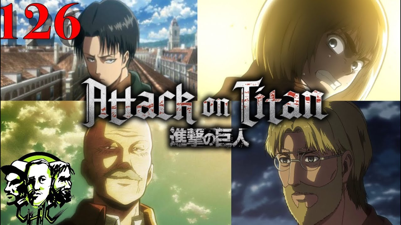Attack on Titan 126 Review and Recap Manga Chapter ...