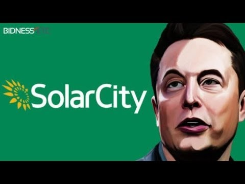 solarcity  explained..!! - A vision of Elon musk