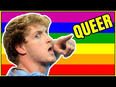 Logan Paul Comes Out As Gay