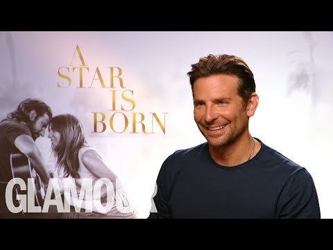 Bradley Cooper Admits He's Officially Lady Gaga's Little Monster | GLAMOUR UK