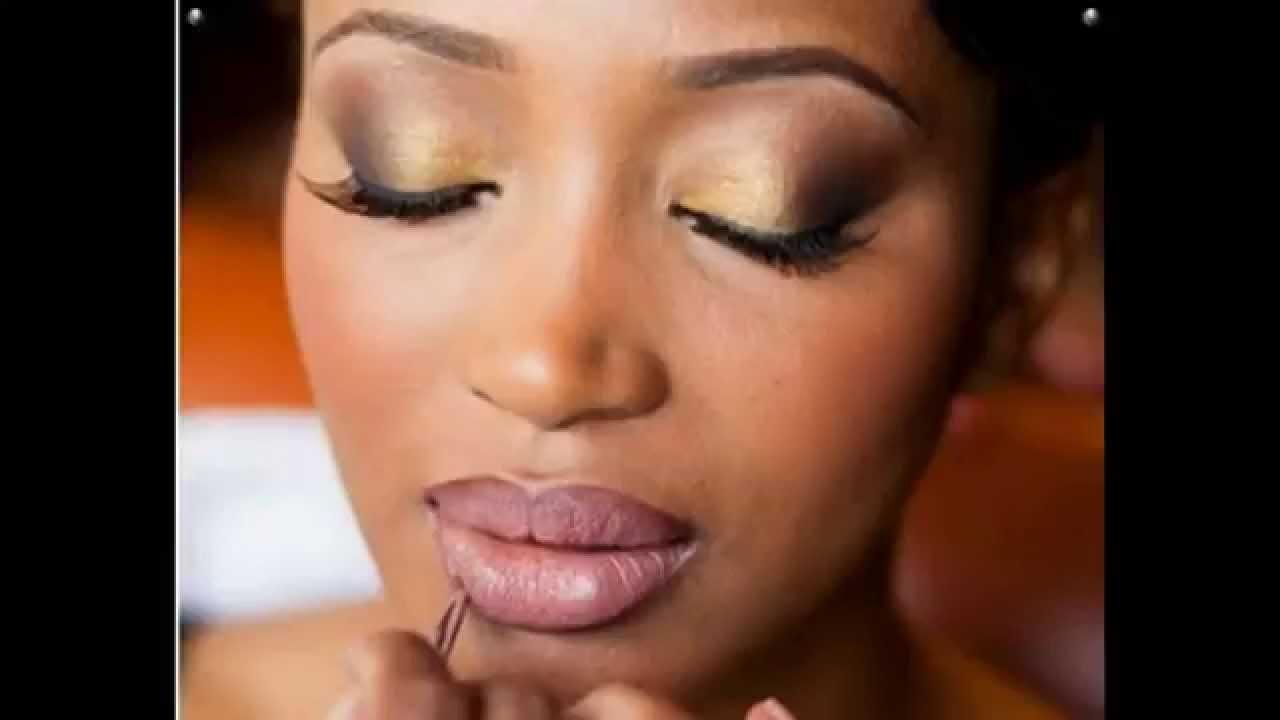 Fabuloso Maquiagem Para Pele Negra Para Casamento – Saiba Como Arrasar  HN01