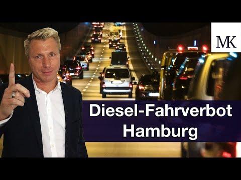 Diesel-Fahrverbot Hamburg #FragMingers
