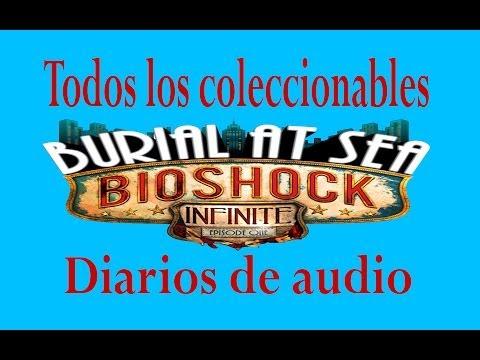 Bioshock Infinite: Panteón Marino Ep.1 - Todos los coleccionables // All Collectible Locations