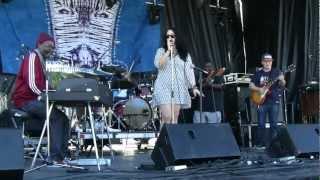 Nigel Hall & Alecia Chakour 11/10/12 Bear Creek Music Festival (FULL SET)