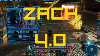 Zach'Splains: SWTOR 4.0 PvP Merc/Mando DPS Utilities and Gear