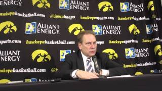 Iowa MSU basketball Tom Izzo
