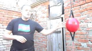 Упражнение для избавления от солей в шейном отделе(Данное упражнение показано для конкурса