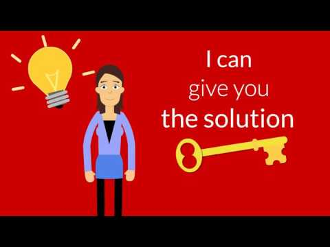Animated Recruitment Video that can be used for any direct sales opportunity in Health & Wellbeing