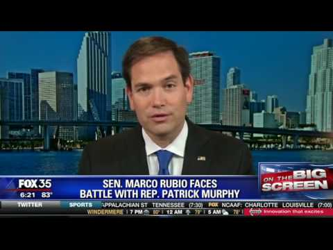 Marco Gives Update on Senate Race on WOFL