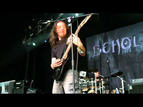 Beholder - Toxic Nation - Bloodstock 2013