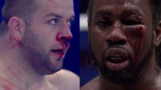 WHAT A BATTLE! This is how real heavyweights should fight! COOL BLOOD FIGHT! Garner vs Malikov!