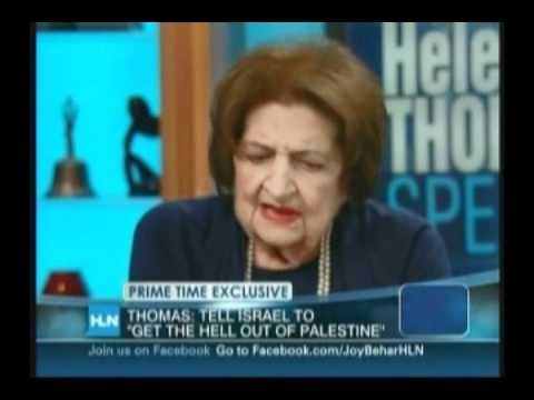 Helen Thomas doubts Obama's liberalism: 'Because he was black, I thought he would automatically be'