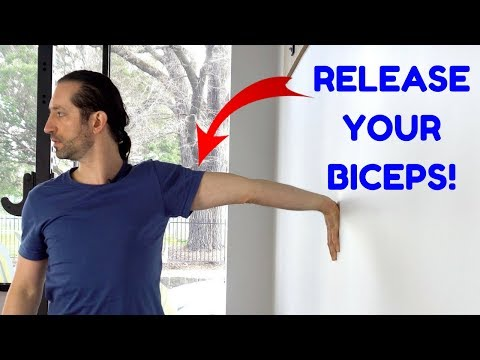 Biceps Tendonitis Fix (Biceps Release) Melbourne Myotherapist