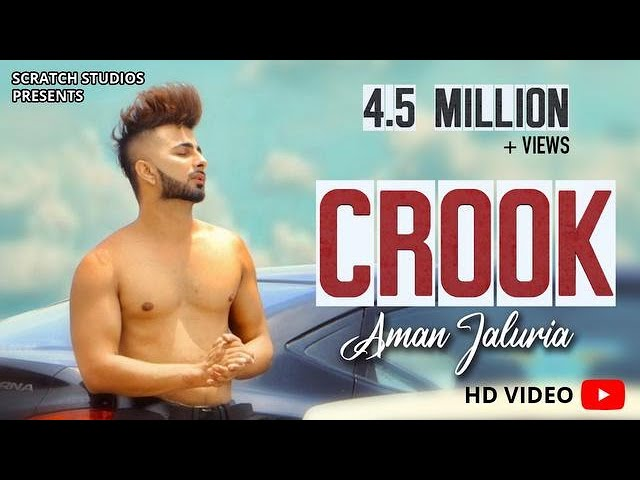 Crook : Aman Jaluria (Official Video) Gagan Benipal | Farmer House | Latest Song 2018