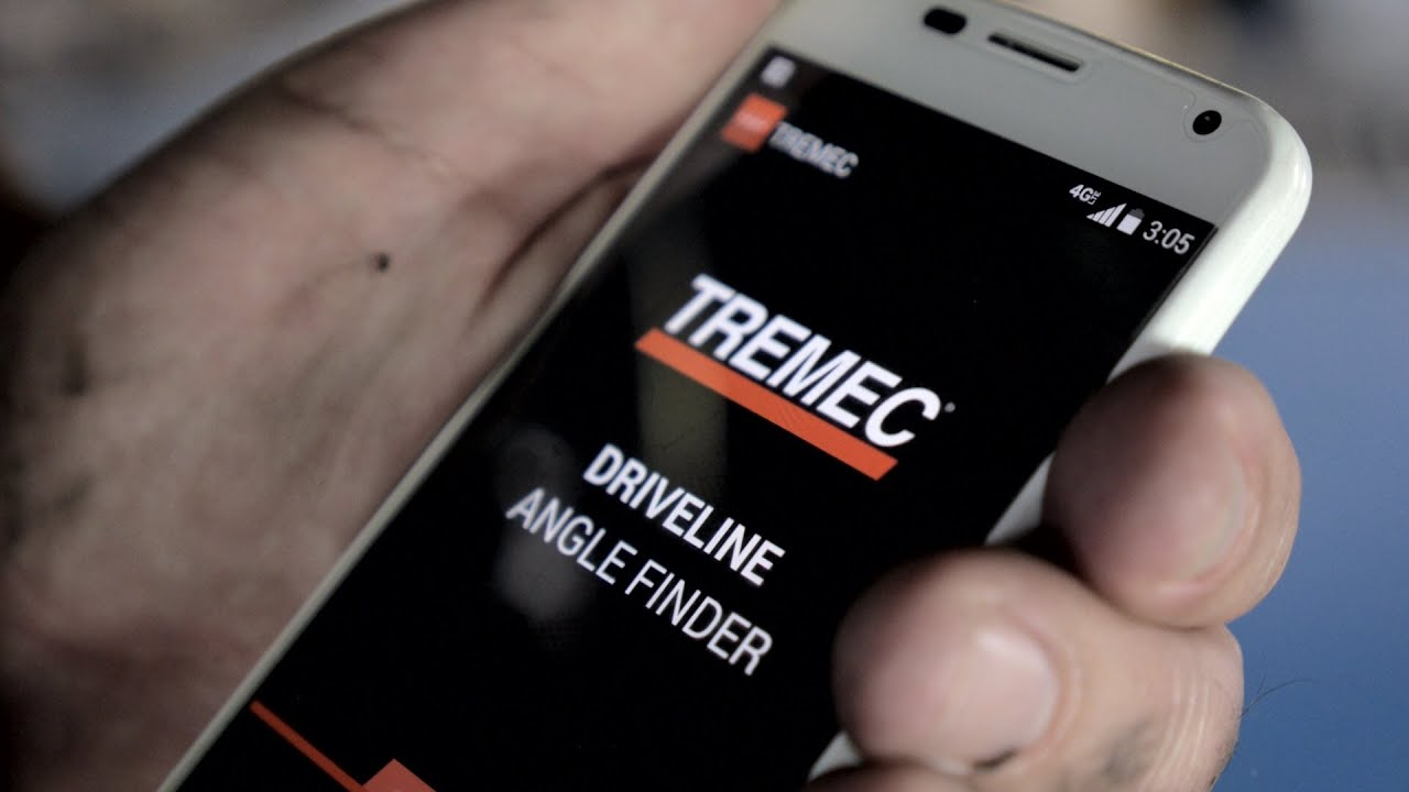 Tech Review: We Test Out TREMEC's New Driveline Angle Finder App ...