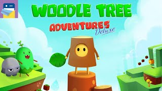 Woodle Tree Adventures Deluxe: iOS/Android Gameplay Part 1 (by Fabio Ferrara)