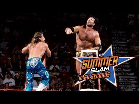 SummerSlam in 60 Seconds: SummerSlam 1995
